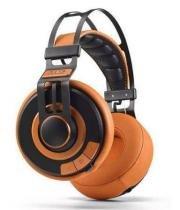 Headphone Pulse PH243 Premium Bluetooth Large Laranja - Multilaser