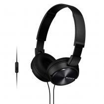 Headphone Sony MDR-ZX310AP - Preto - Melodia