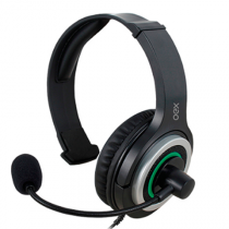 Headset Army p/ Xbox One P2 PC Mac Controle de Volume HS408 - Oex