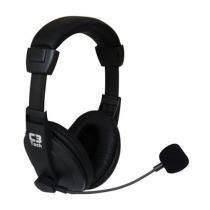 Headset C3Tech Voicer Confort - CT662863 - C3tech
