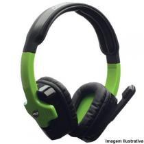 Headset Cerberus 2.0 Sound Effect Preto/Verde 621781 - Dazz - Dazz