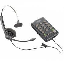 Headset com Teclado Plantronics T-110 -