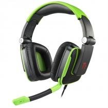 Headset Console One Preto e Verde P2/USB para Xbox 360, Playsation 3 e PC THERMALTAKE - Thermaltake