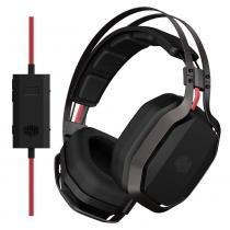 Headset Cooler Master MasterPulse PRO 7.1 com Bass FX - SGH-8700-KK7D1 -