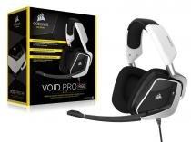 Headset Gamer Corsair CA-9011157-NA Void PRO USB White -