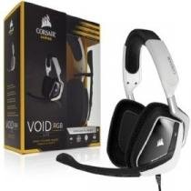 Headset gamer corsair void rgb dolby 7.1 usb branco ca-9011139-eu -