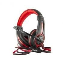 Headset Gamer Havit Preto e Vermelho - HV-H2216d -