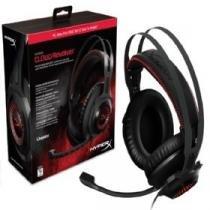 Headset Gamer HYPERX Cloud Revolver PRO Gaming - HX-HSCR-BK/LA -