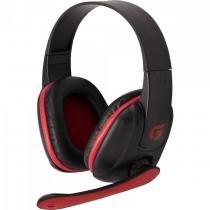 Headset Gamer PC/XBOX 360 SPIDER TARANTULA SHS-702 Preto/Vermelho FORTREK -