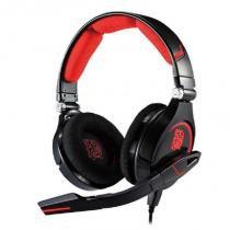 Headset Gamer Thermaltake TteSports Cronos Gaming Black - HT-CRO008ECBL -