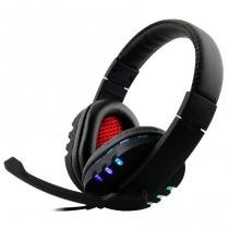 Headset Gamer Usb com Leds - Cd-9700 - MF Imports