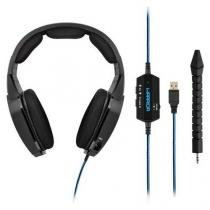 Headset gamer warrior multilaser azul ph179 - Multilaser