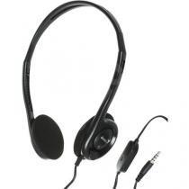 Headset genius slim preto arco ajustavel 31710151103 hs-m200c -