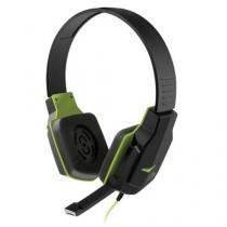 Headset Multilaser Gamer Verde - PH146 - Multilaser