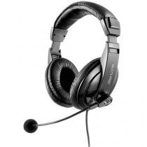 Headset Multilaser USB Giant Preto - PH245 -