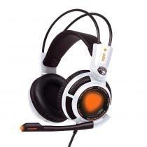 Headset oex game extremor hs400 branco - para ps4/pc -