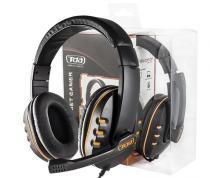 Headset P2 Duplo TDA TD-7400 Gamer -