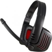Headset Predator MI-2558RB Preto C3TECH - C3 tech