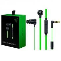 Headset razer hammerhead pro v2 com microfone - ps4 e pc -