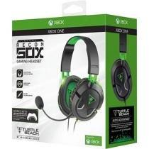 Headset Recon 50X para Xbox One Preto - Turtle Beach - Turtle Beach