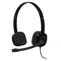 Headset Stereo H151 Logitech -