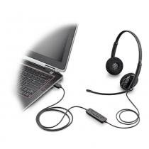 Headset USB C320M Plantronics -