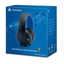 Headset Wireless Gold - Sony