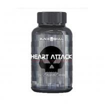 Heart attack 60caps - black skull termogenico - Black skull