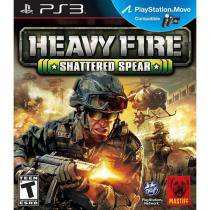 Heavy fire shattered spear - ps3 - Sony