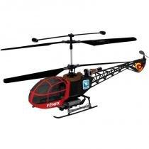 Helicóptero Candide Fênix De 3 Canais 1306 - Candide brinquedos