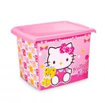 Hello Kitty Caixa Organizadora 20L - Monte Líbano - Hello Kitty