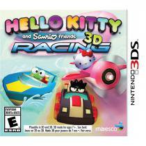 Hello kitty racing friends - 3ds - Nintendo