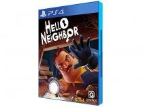 Hello Neighbor para PS4 - Dynamic Pixels