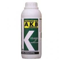 Herbicida AKB. Jardinagem Amadora. pronto para uso. 1 Litro - Cod205 - Kelldrin