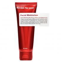 Hidratante Facial  Recipe For Men Moisturizer - 75ml - Recipe For Men