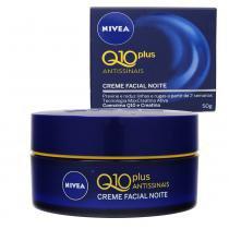 Hidratante Noite Q10 Plus Antissinais 50g - Nivea -
