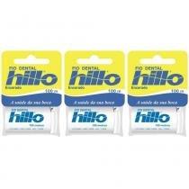 ada5e793a Hillo Fio Dental 100m (Kit C 03) -
