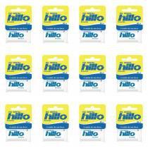 Hillo Fio Dental 50m (Kit C/12) -