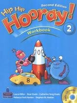 Hip hip hooray! 2 wb with cd-audio - 2nd edition - Pearson (importado)