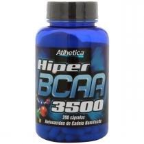 Hiper BCAA + B6 200 cápsulas - Atlhetica - Atlhetica