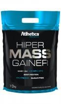 Hiper Mass Gainer (3kg) - Atlhetica Nutrition - Chocolate - Atlhetica Nutrition