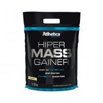 Hiper mass gainer pro series 3kg - baunilha - Atlhetica