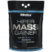 Hiper Mass Gainer - Pro Series - Refil - 3 Kg - Atlhetica - Atlhetica