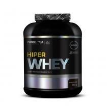 Hiper whey 2kg chocolate - probiótica pro - Probiótica