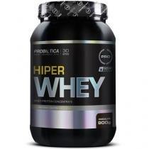 Hiper Whey Protein - 900g - Millennium -  Probiótica - Chocolate - Probiótica