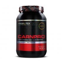 Hipercalórico carnpro 900g morango - probiótica monster - Probiótica