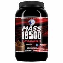 Hipercalórico Mass 18500 Anticatabolic 1,5kg - Baunilha - Body Nutry