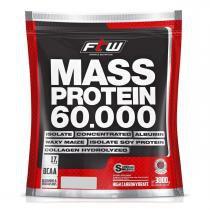 Hipercalórico Mass Protein 60.000 Refil 3kg - FTW - Fitoway