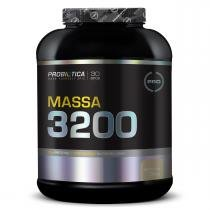 Hipercalórico MASSA 3200 ANTI-CATABOLIC - Probiótica - 3kg -