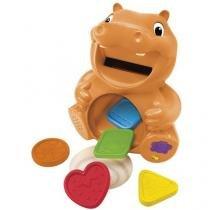 Hipopótamo Hora Do Lanche com Luzes e Sons - Playskool